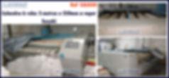 Calandra usada 6 rolos a vapor Suzuki - LAVMAQ para lavanderia industrial