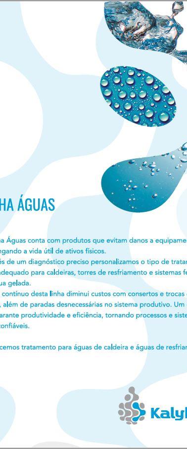 Folder Água página 03