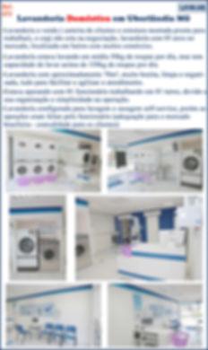ref 073 lavanderia domestica em Uberland
