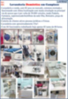 ref 065 lavanderia domestica em Campinas