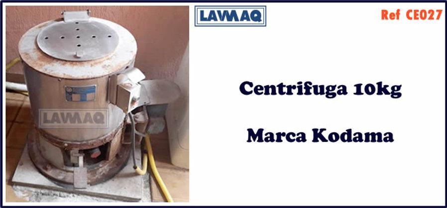 ref CE027 centrifugas 10kg