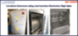 ref LEH029 lavadora extratora hospitalar