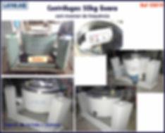 ref CE019 centrifuga 50kg - Guara com in