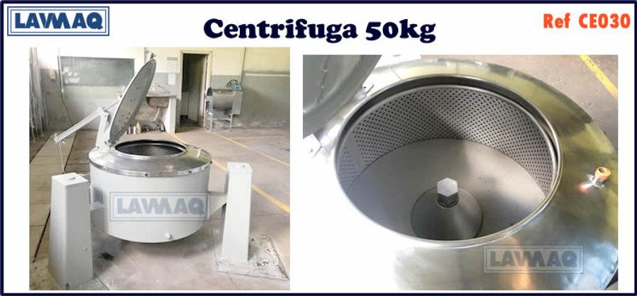 ref CE030 centrifugas 50kg