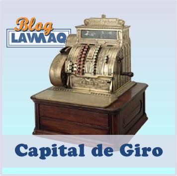 SEM ILUSÃO COM A CAPTAÇÃO DO CAPITAL DE GIRO.