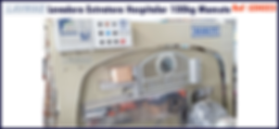 ref LEH023 lavadora extratora hospitalar
