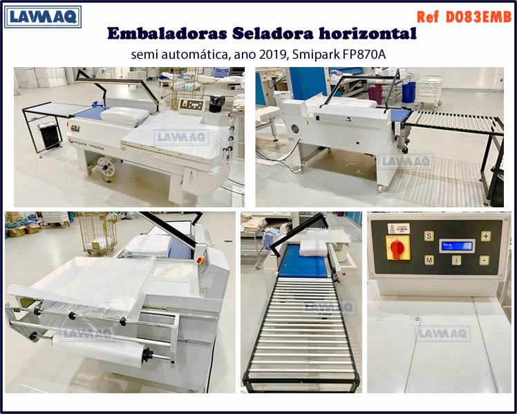 ref D083EMB embaladora e seladora
