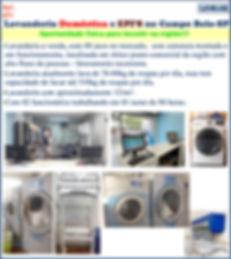ref 071 lavanderia domestica no campo belo