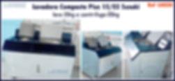 ref LH020 lavadora compactaplus 15 5  su