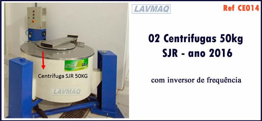 ref CE014 centrifuga 50kg SJR