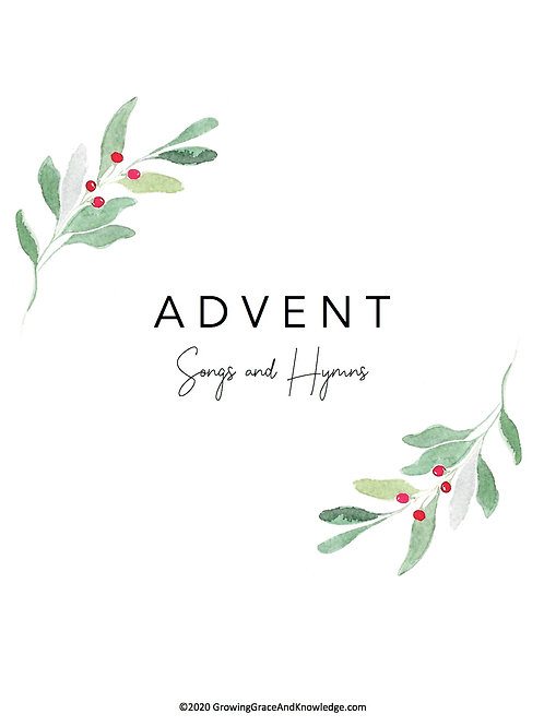 Women's Advent Study (Digital Download ONLY)