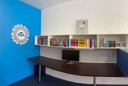 BTA Tutoring Office - Forestville: Logo + Library of Resources