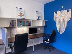 BTA Tutoring Office - Forestville - Macrame by Becs Knots