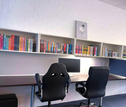 BTA Tutoring Office - Forestville - Library of Textbooks & Resources