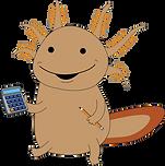 Max (BTA Axolotl) - Calculator + Pencil