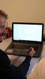 BTA Belrose Tutoring Office  1 - Thomas Tutoring Student.jpg