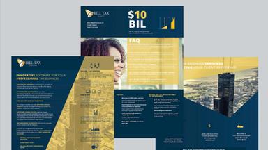Bell Tax Media, Promo & Marketing Materials