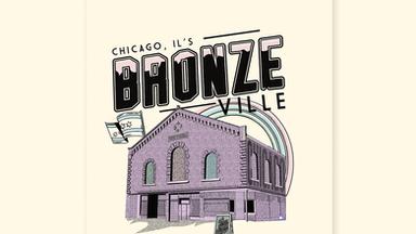 Bronzeville, Chicago Merch Design