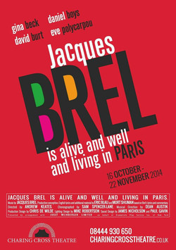 Jacques Brel is alive and well