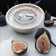 Cream Cheese: Fig & Honey
