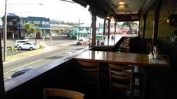 Tables along the Rail
