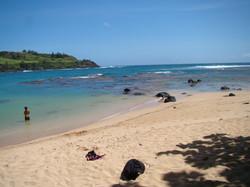 Moloaa Beach