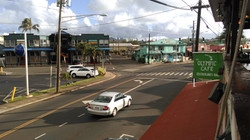 View Looking North on Kuhio Hwy