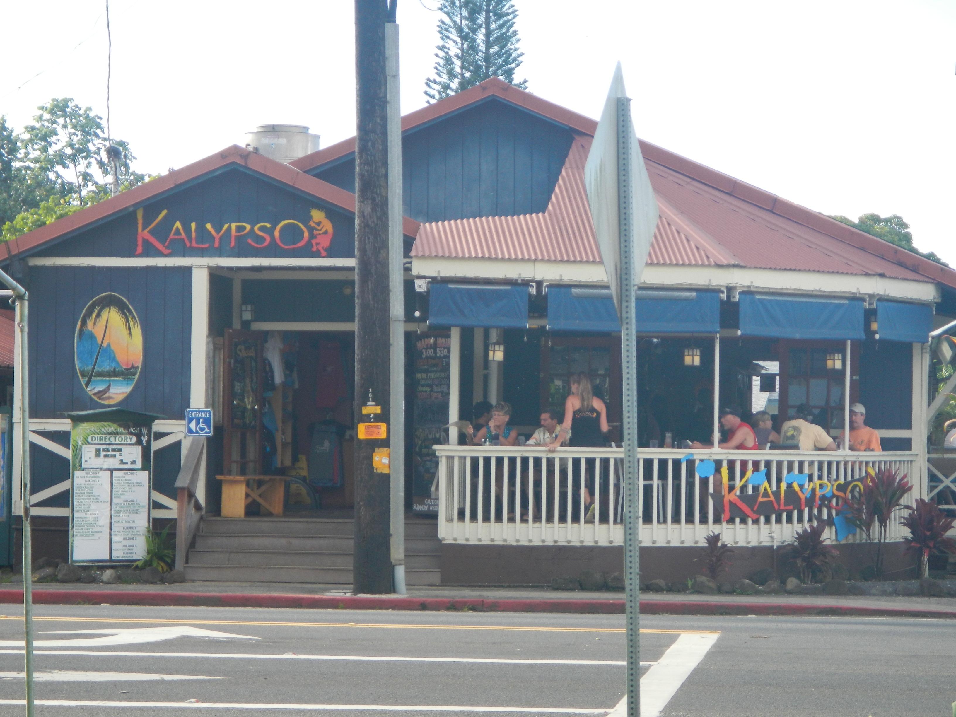 Kalypso in Hanelei
