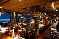 Duke's Bar at Dusk