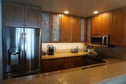 Updated Cabinets and Quartz Counters