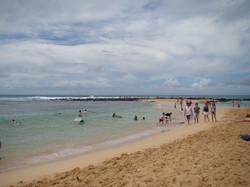 Poipu Beach Looking South