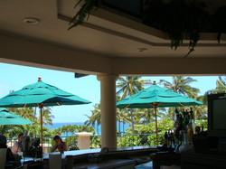 Ocean View from Pool Bar
