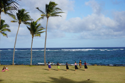 Hula Lessons in Beach Park