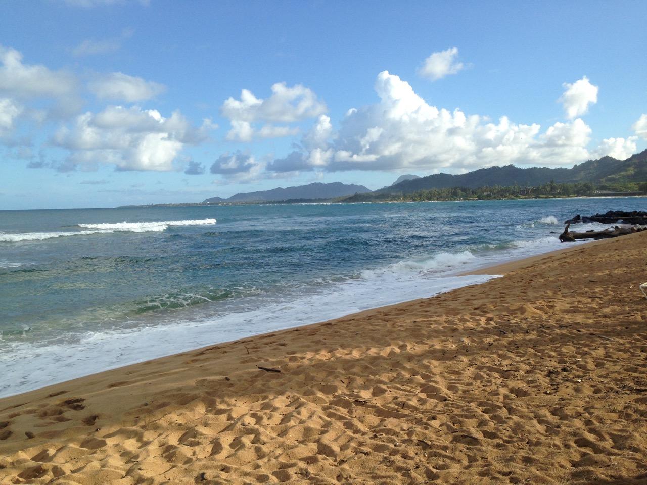 Lava Lava Kauai Beach Location