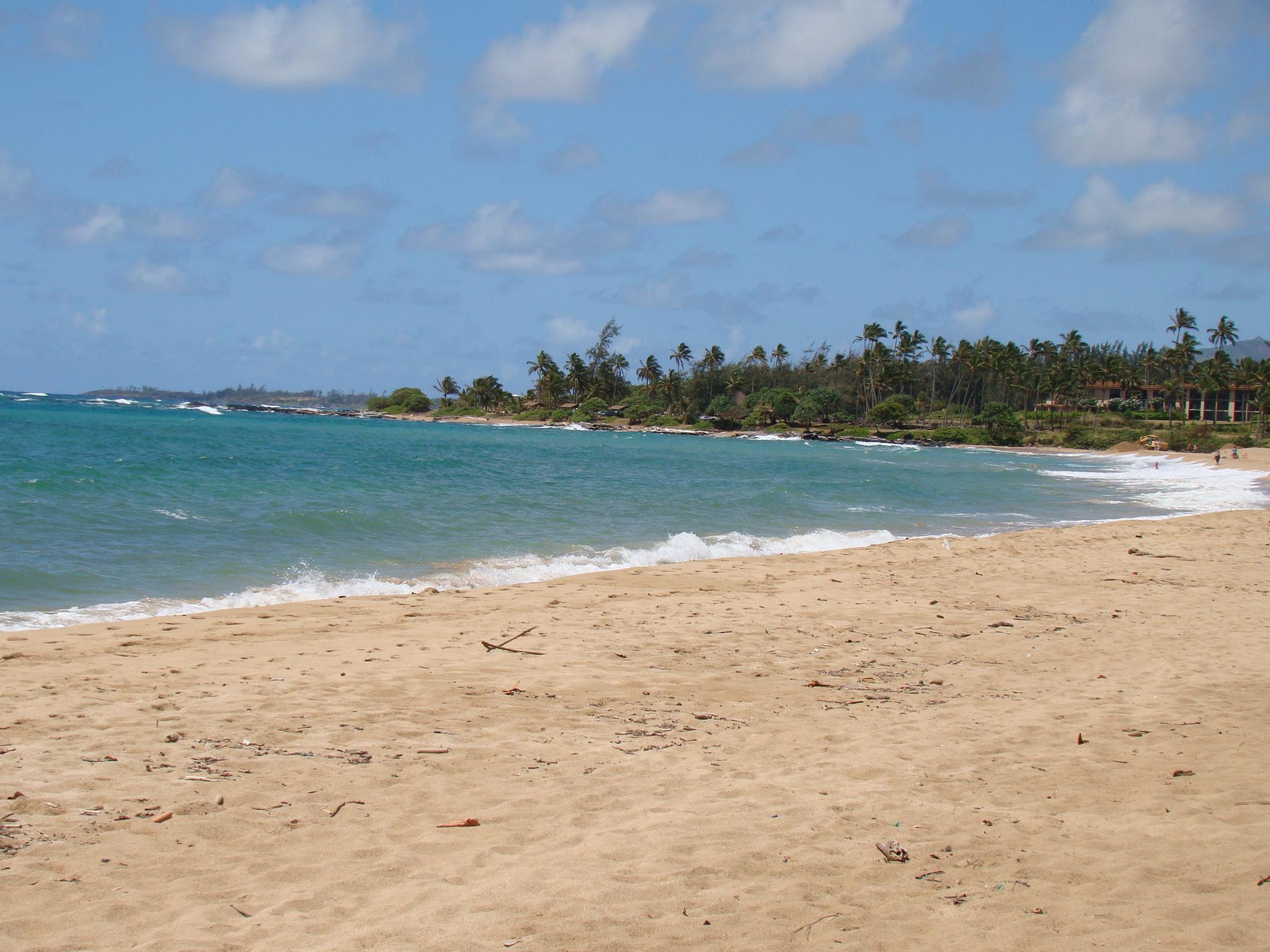 South End Wailua Beach