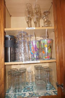 Glasses, Plastic Cups Travel Mugs