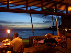 Ocean Front Dining Room