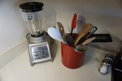 Oster Blender and Kitchen Utensils