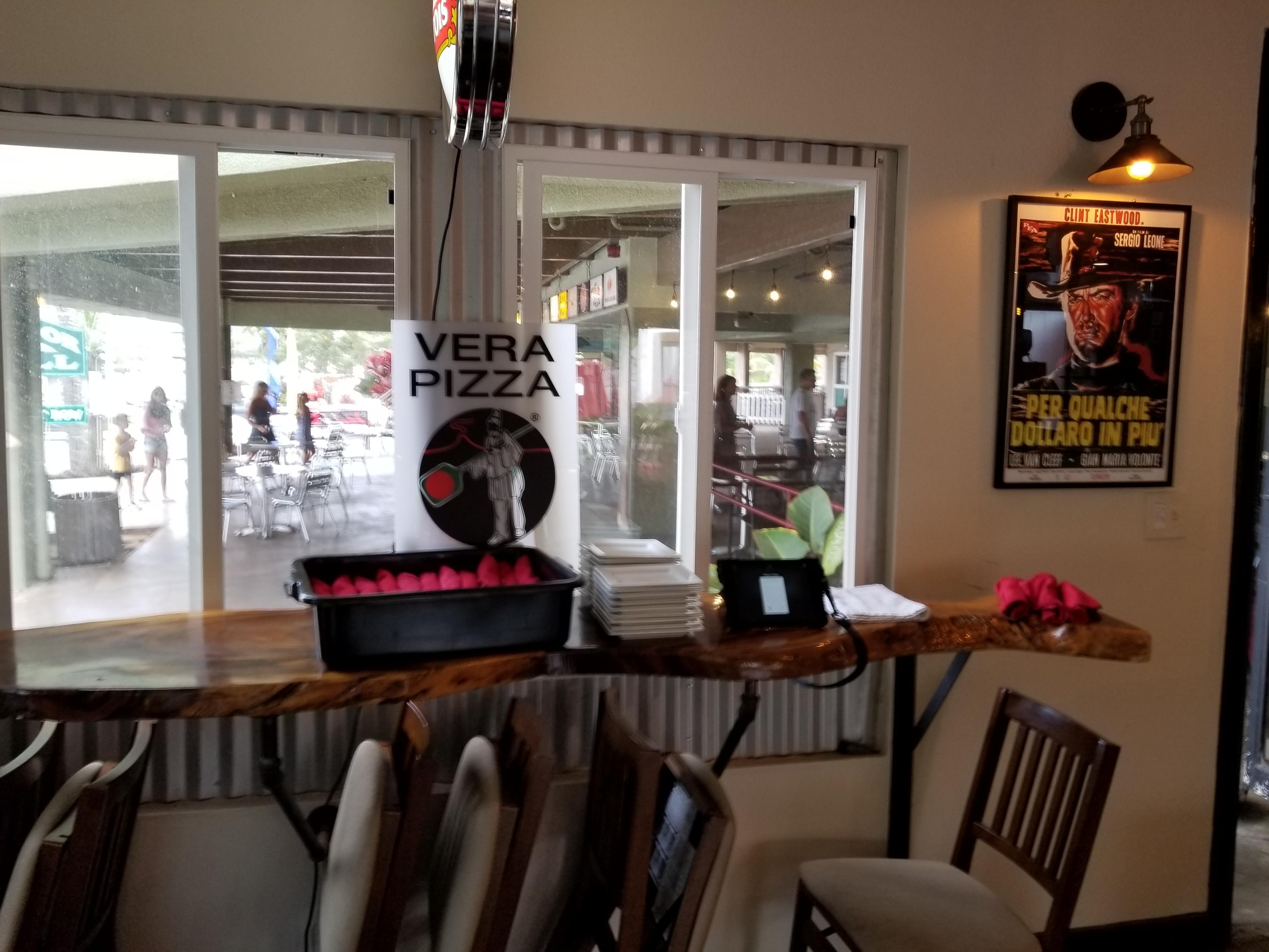 VERA Certified Pizza