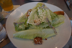 Classic Caesar Salad with Anchovies