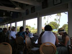 View of Poipu Beach and Ocean