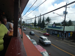 View Looking South on Kuhio Hwy