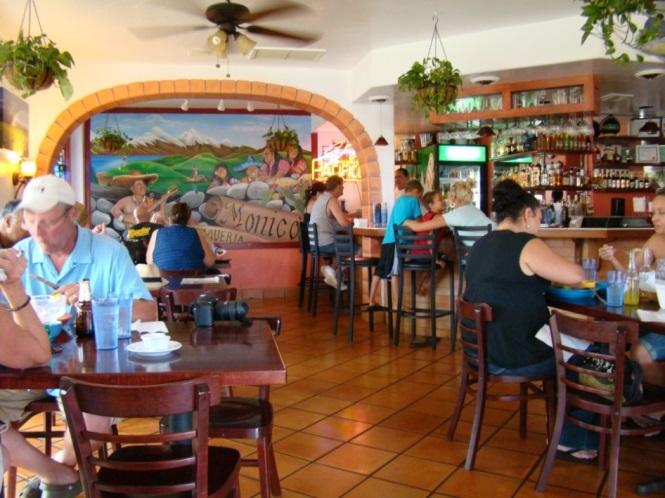 Monico's Dining Room