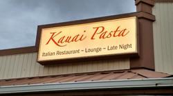 Kauai Pasta in Kapa'a