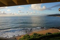Morning View from Lanai