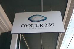 Oyster 369 Sign