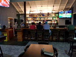 Large Separate Bar Area