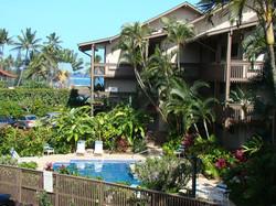 Wailua Bay View Pool and Building