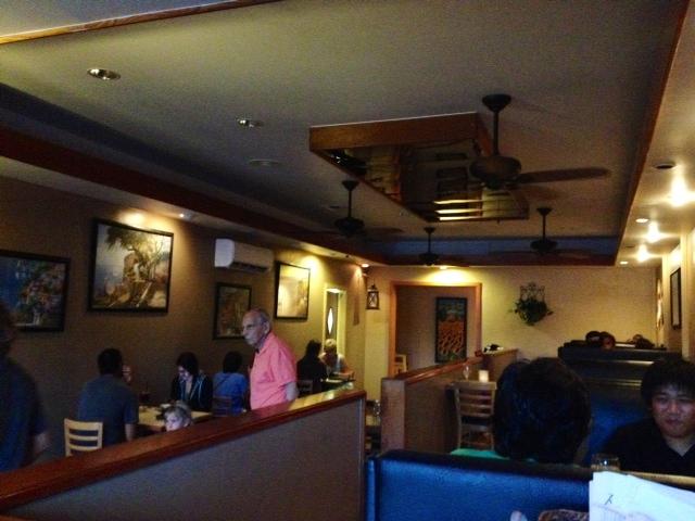 Kauai Pasta Dining Room