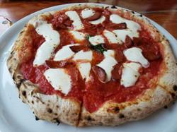 Pietro Pepperoni Mozzarella Pizza